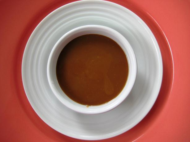 Rich Caramel Sauce