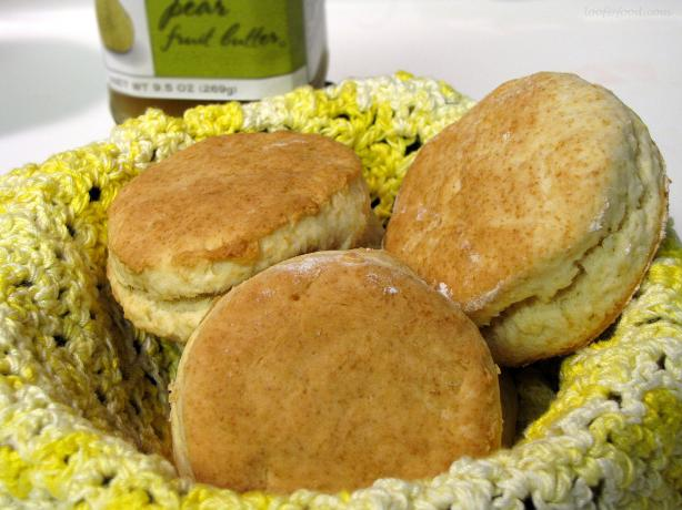 Flaky Baking Powder Biscuits (Scones)