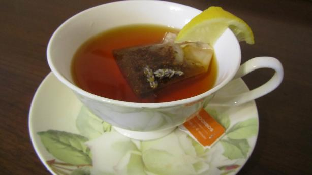 Rooibos (South African Red Bush) and Lavender Tea