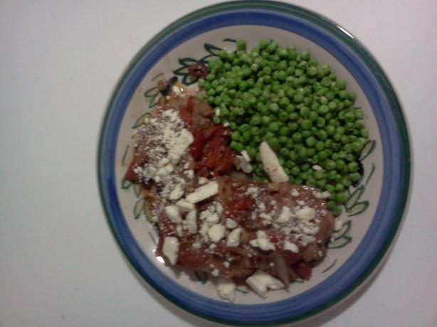Greek Chicken Breasts