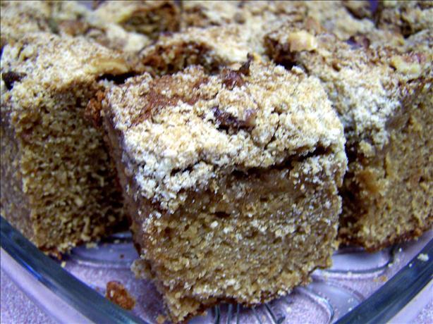 Peanut Butter Crumb Cake