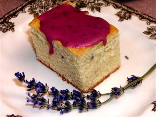 Lavender, Rose Icing