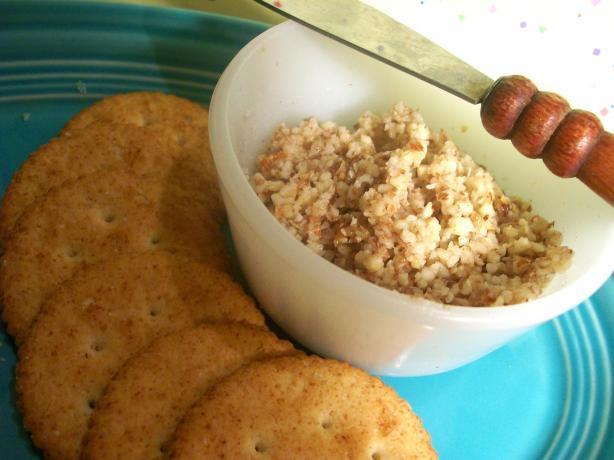 Almond- Flax Butter