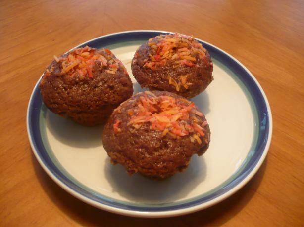 Gluten-Free Choco-Coconut 'volcano' Cupcakes