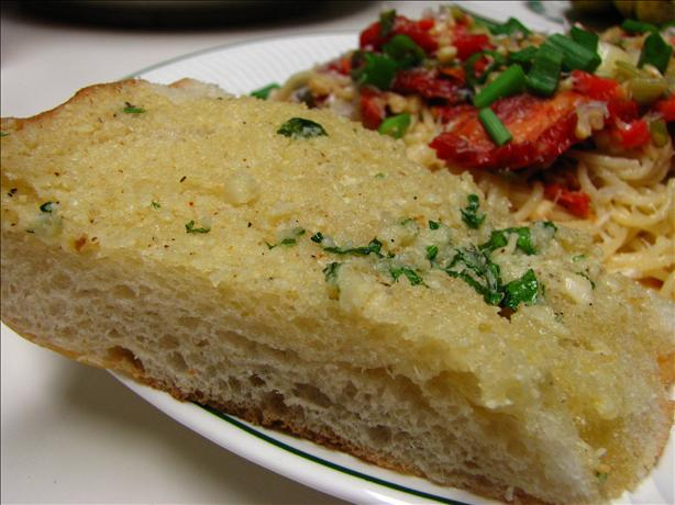 Emeril's I Love Gaaaaahlic Garlic Bread Spread