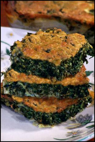 Spinach-Artichoke Casserole