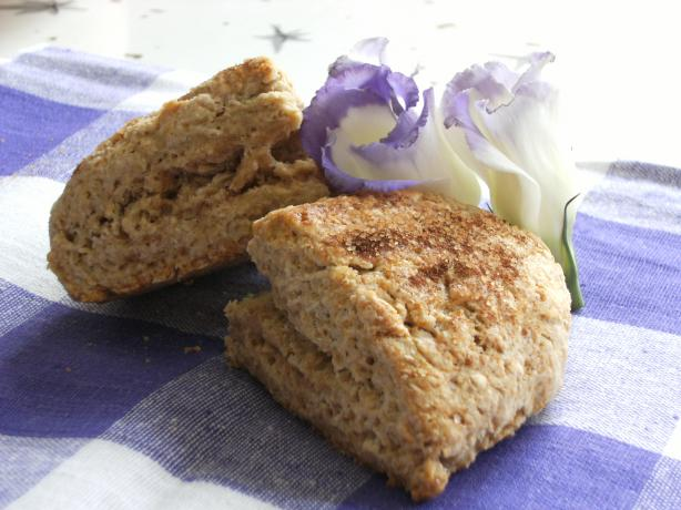 Gingerbread Scones