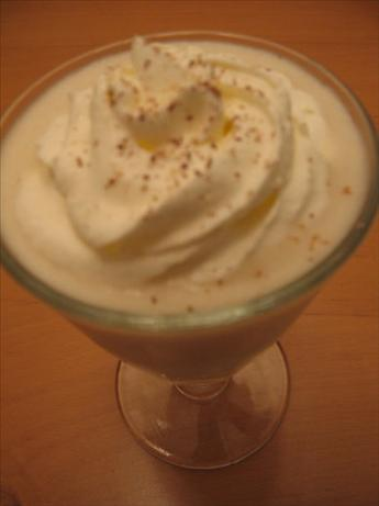 "Banana-Coconut "" Cream Pie"" Smoothie"