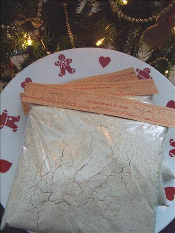 Gingerbread Scones (Gift Bag)