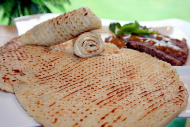 Lefse- Norwegian Flat Bread