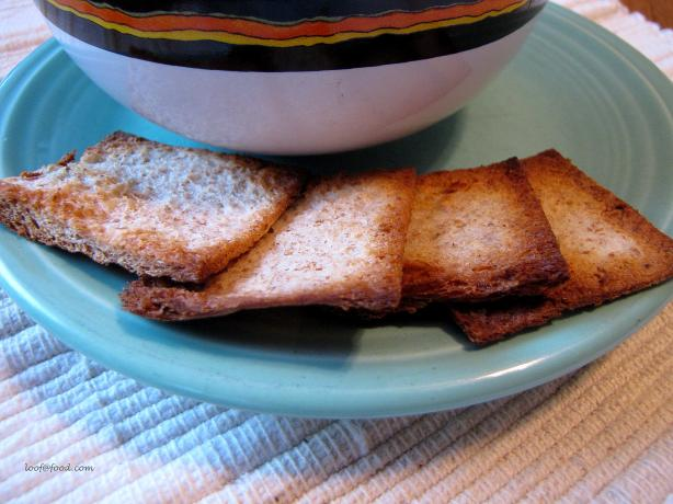 Nif's Bread Crackers in a Pinch
