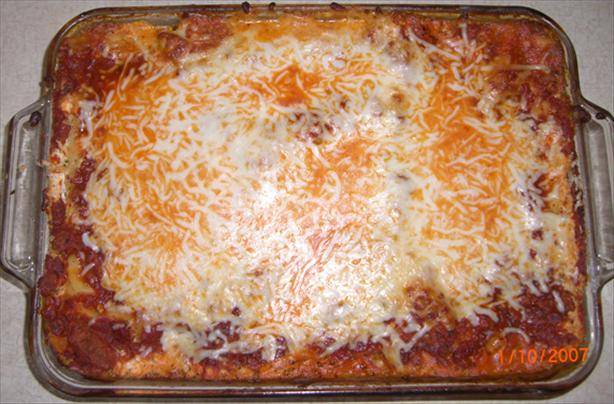 To Die for Lasagna!