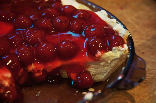 Blueberry Cheesecake Pie and Crust