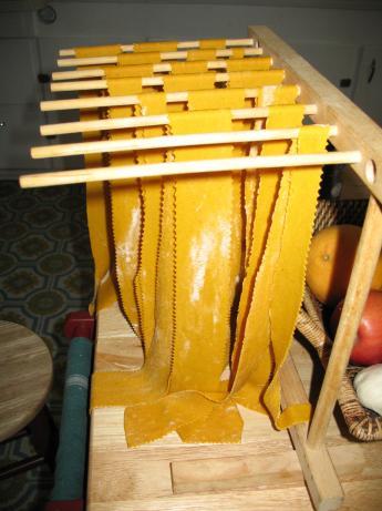 Master Recipe for Pasta Dough