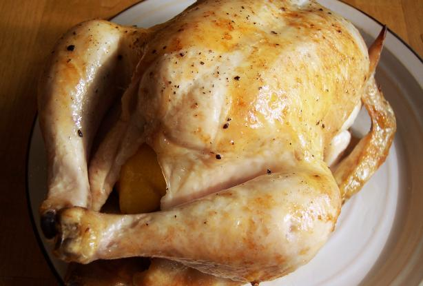 Lemon Roasted Chicken