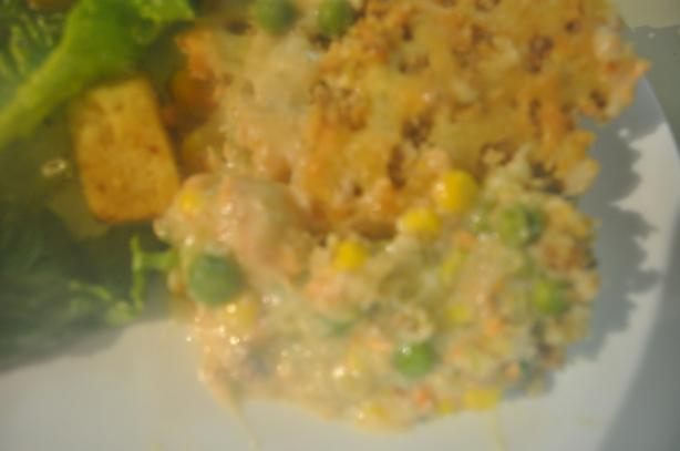 Tuna and Corn Bake