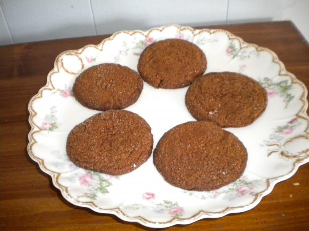 Grandma May's Molasses Cookies