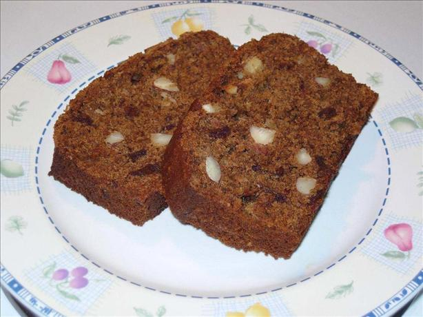Date Walnut Loaf