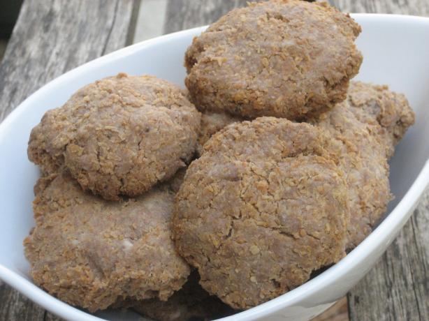 Chocolate Crisps (Cookies)
