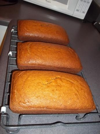 Big Batch Pumpkin Bread With Flavored Butter Variations