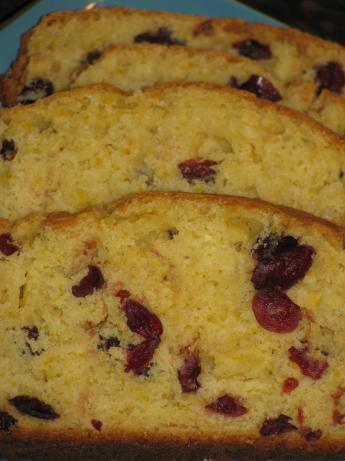 Cranberry-Orange Nut Bread