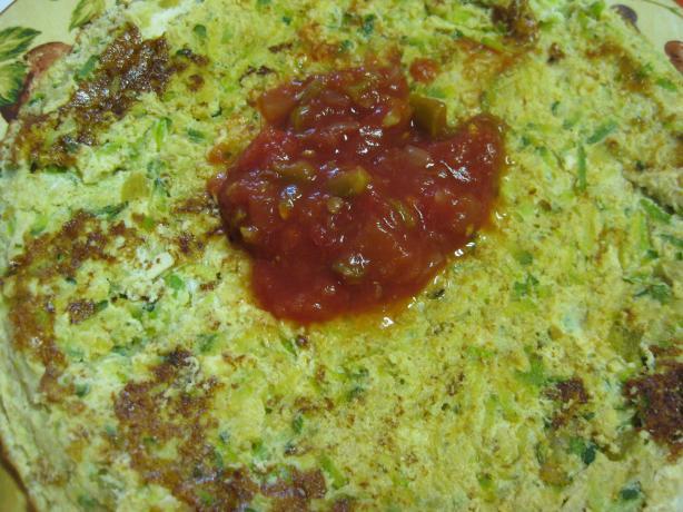 Spanish Zucchini Frittata