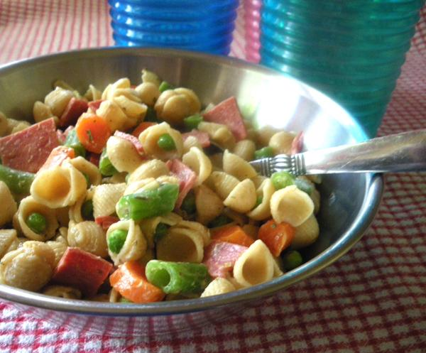 Peppy Pasta Picnic Salad