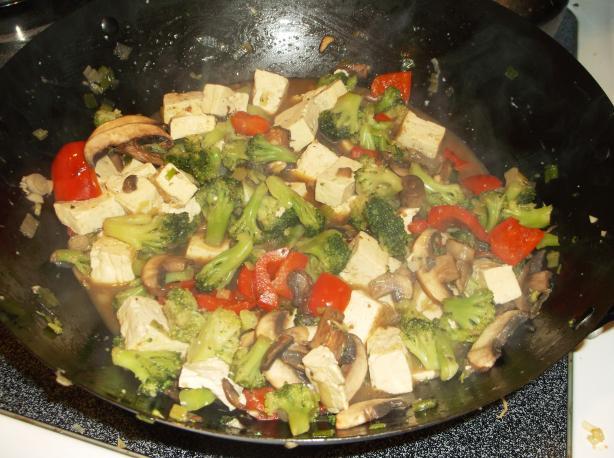 Best Tofu Stir Fry