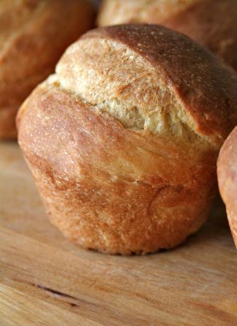 Brioche Muffins or Loaf