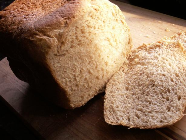 Buttermilk Honey Wheat Bread (Abm)
