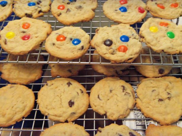 Triple-Play Cookies