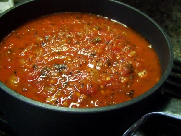 V's Marinara-Sauce Start to Finish