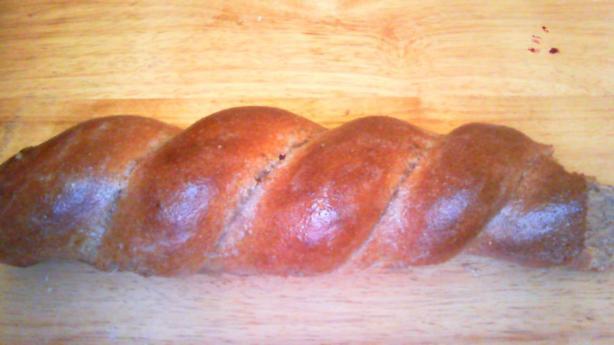 100 % whole wheat bread