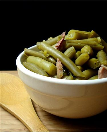 Quick Southern-Style Green Beans