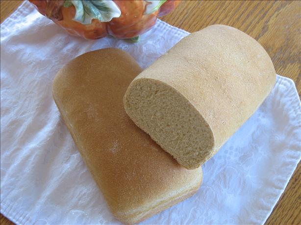Beth's 100% Whole Wheat Sourdough Bread