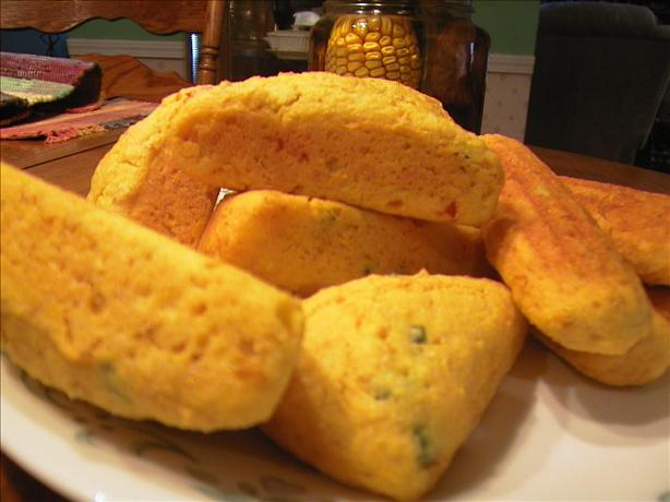Cornbread (Or Muffins) Ww