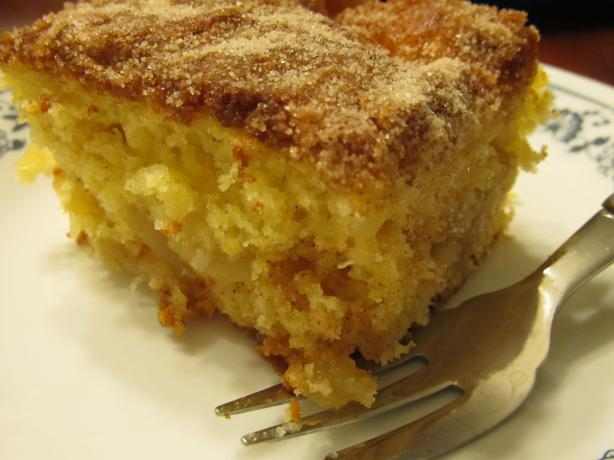 Apple/Cinnamon Cake With 5 Ingredients