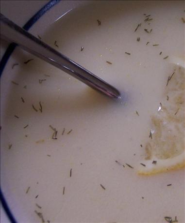 Kittencal's Lemon Chicken Orzo Soup