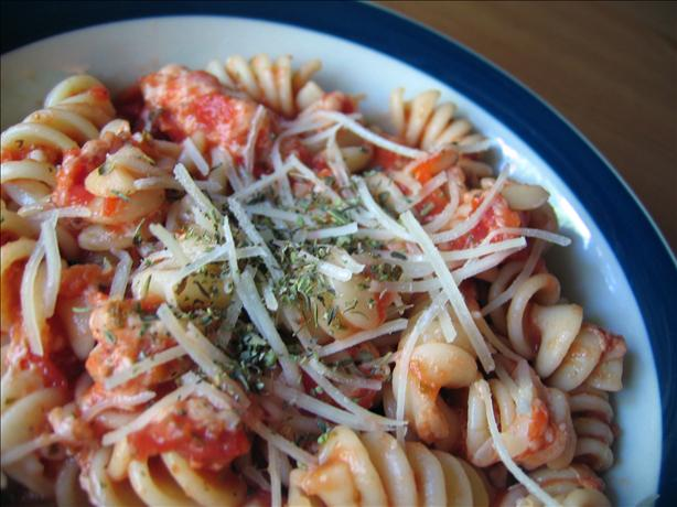Delicious Quick Pasta & Sauce