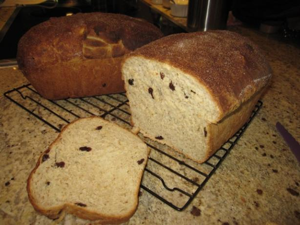Banana Bread (Yeast Risen)