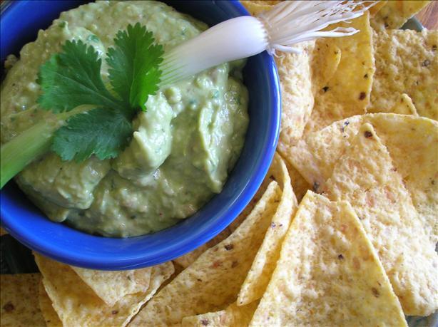 Guacamole With Sour Cream
