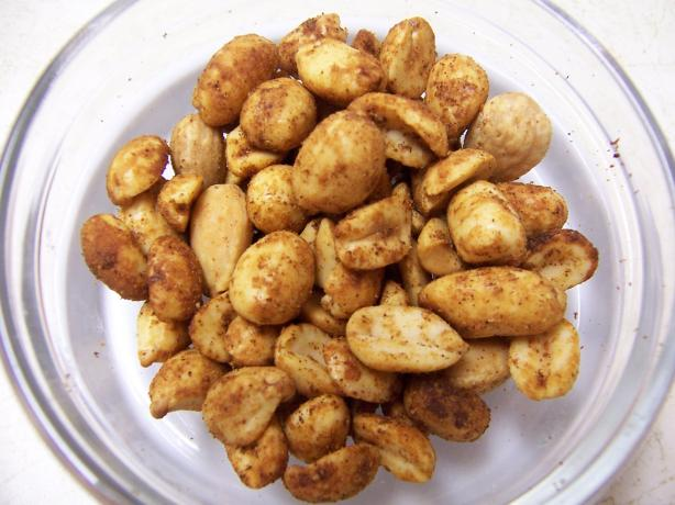 Chili Mixed Nuts