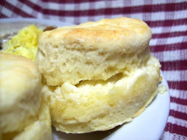 Mom's Buttermilk Biscuits