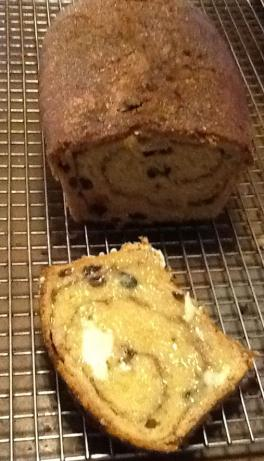 Cinnamon Swirl Raisin Bread(Cook's Country)