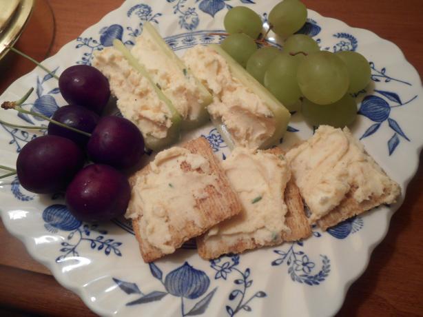 Bavarian Cheese Dip (Obatzda), Gluten Free