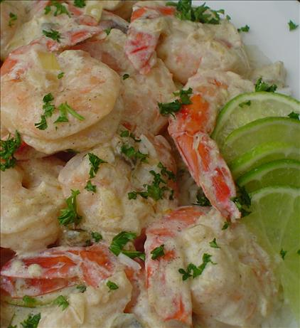 Green Lime Shrimp - Mexico