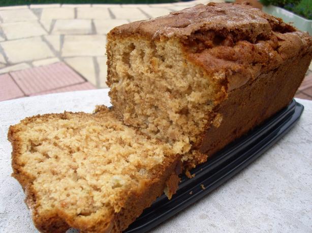 Incredibly Moist Apple Bread