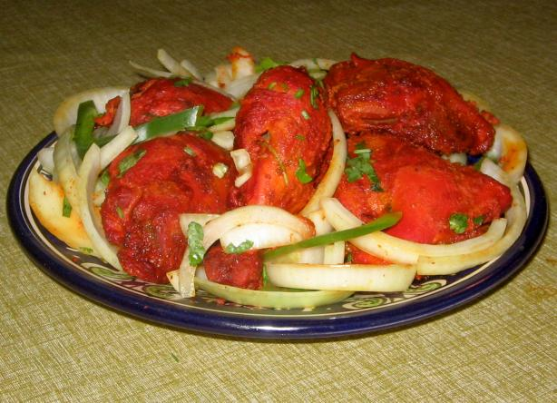 Tandoori Chicken (made Easy)