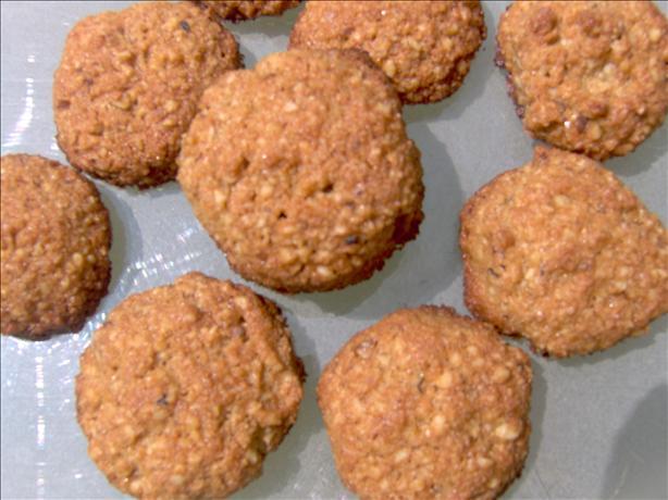 Bread Crumb Pecan Balls
