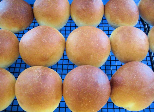Butter Rich Pan Rolls